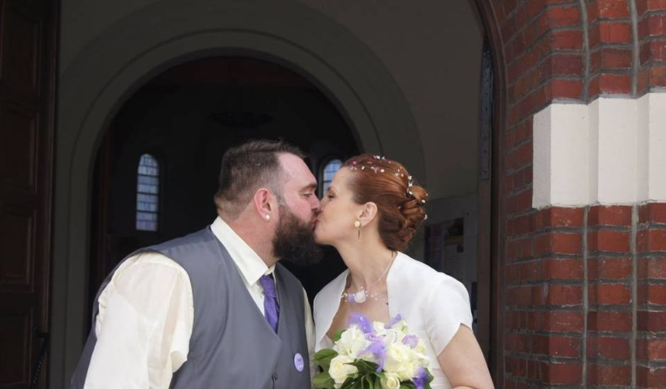 Le mariage de Vincent et Aurélie à Saint-Amand-les-Eaux, Nord