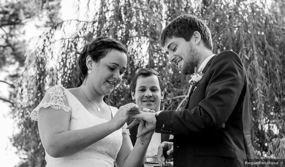 Le mariage de Martin et Cécile à Saint-Yrieix-sur-Charente, Charente