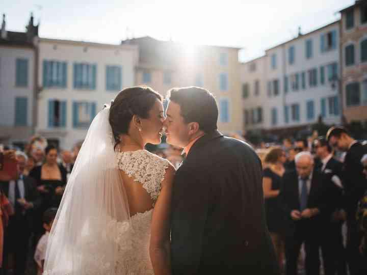 Le mariage de Mariette et Louis