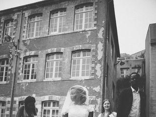Le mariage de Laëticia et Thierry 2