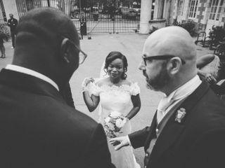 Le mariage de Laëticia et Thierry 3