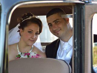 Le mariage de Gaëlle et Gregory