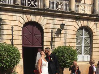 Le mariage de Amélie et Romain 1