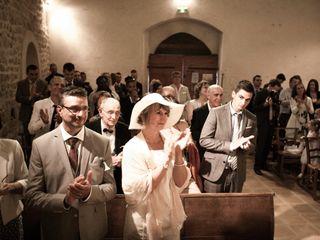 Le mariage de Angélique et Mathieu 1
