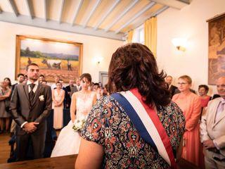 Le mariage de Emilie et Florian 1