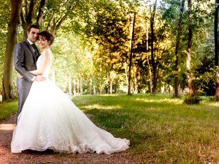 Le mariage de Emilie et Florian