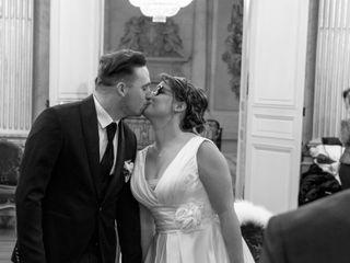 Le mariage de Amandine et Aaron