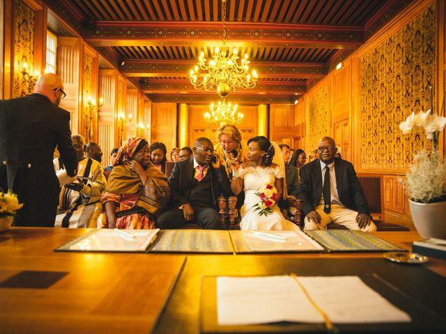 Le mariage de Thierry et Laëticia à Nantes, Loire Atlantique 5