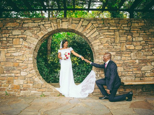 Le mariage de Laëticia et Thierry