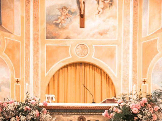 Le mariage de Yohan et Alexandra à Signes, Var 17