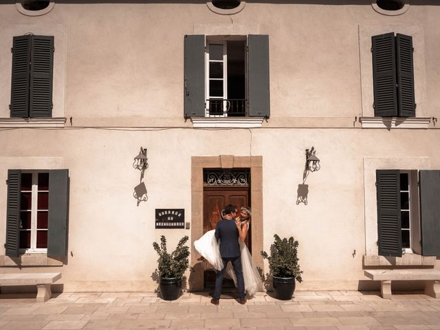 Le mariage de Yohan et Alexandra à Signes, Var 26