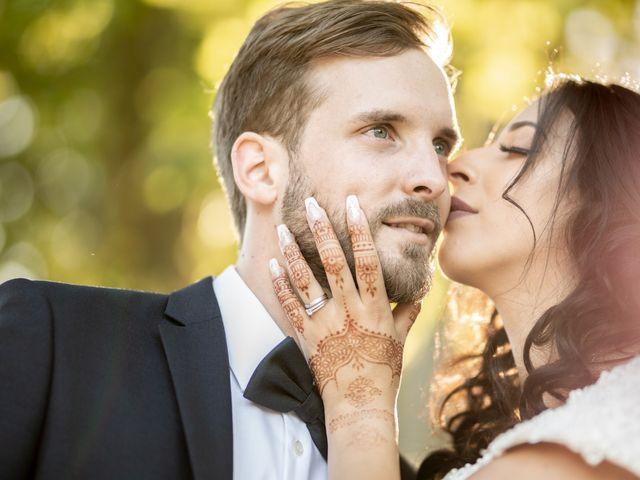Le mariage de Nawel et Alex