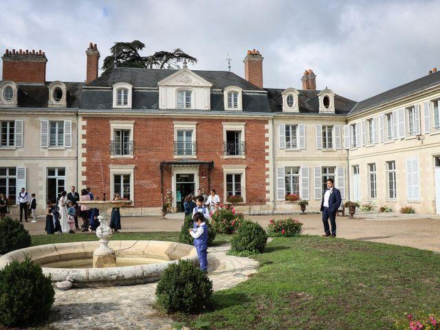 Le mariage de Brice et Audrey à Amboise, Indre-et-Loire 9
