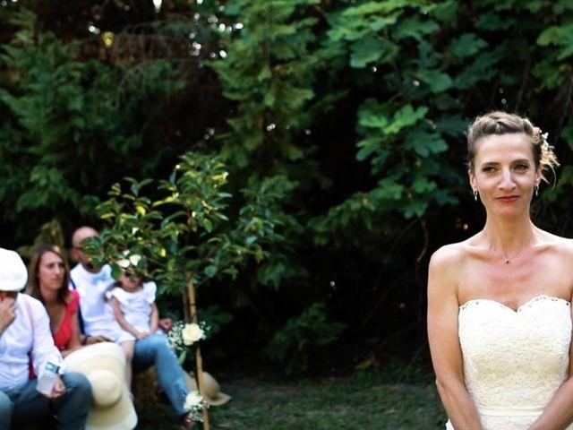 Le mariage de Gérald et Agathe à Althen-des-Paluds, Vaucluse 6