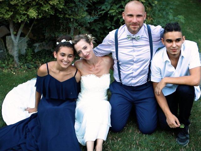 Le mariage de Gérald et Agathe à Althen-des-Paluds, Vaucluse 9