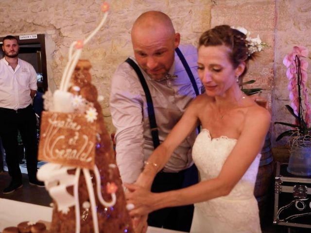Le mariage de Gérald et Agathe à Althen-des-Paluds, Vaucluse 20