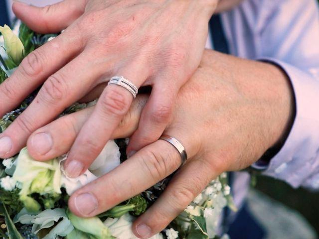 Le mariage de Gérald et Agathe à Althen-des-Paluds, Vaucluse 22
