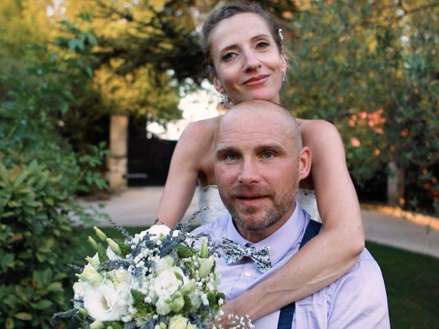 Le mariage de Gérald et Agathe à Althen-des-Paluds, Vaucluse 23