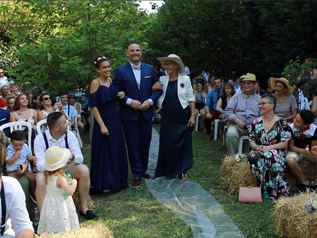 Le mariage de Gérald et Agathe à Althen-des-Paluds, Vaucluse 35