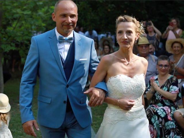 Le mariage de Gérald et Agathe à Althen-des-Paluds, Vaucluse 37