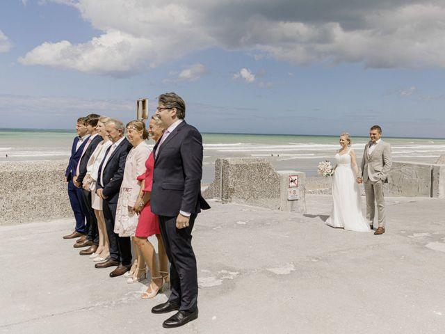 Le mariage de Jérémy et Flore à Manéhouville, Seine-Maritime 19