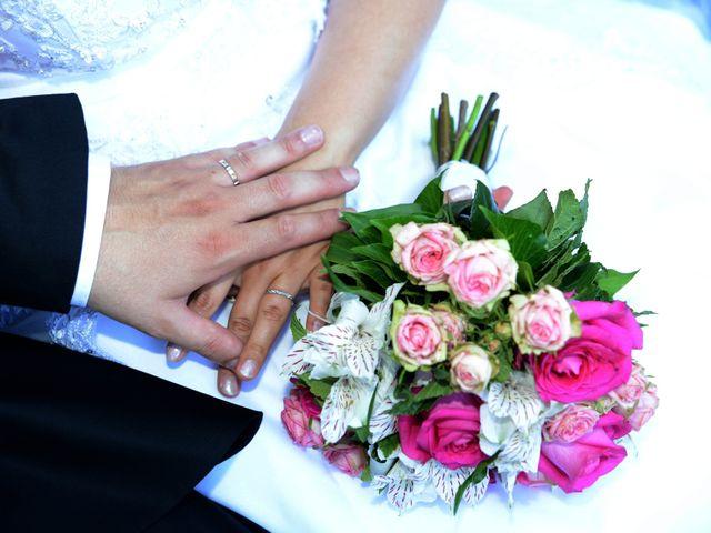Le mariage de Gregory et Gaëlle à Saint-Jean-d'Illac, Gironde 6
