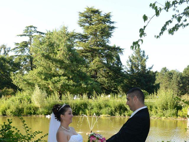 Le mariage de Gregory et Gaëlle à Saint-Jean-d'Illac, Gironde 7