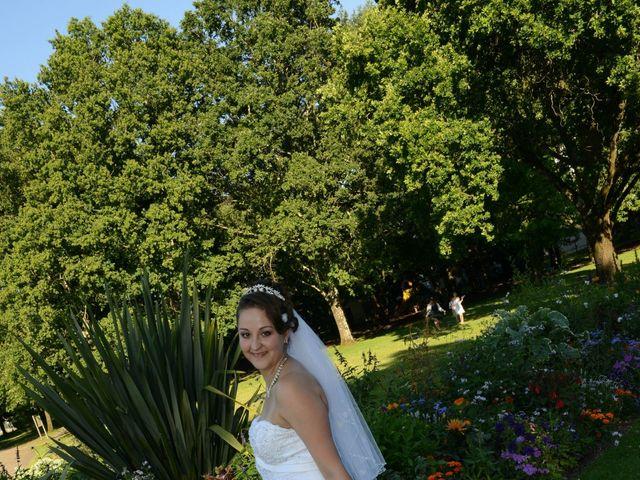 Le mariage de Gregory et Gaëlle à Saint-Jean-d'Illac, Gironde 8