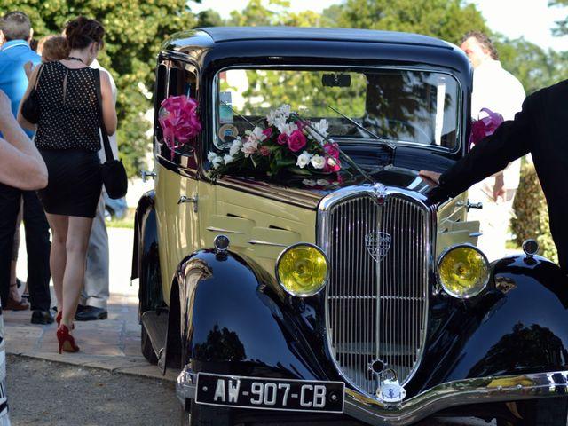 Le mariage de Gregory et Gaëlle à Saint-Jean-d'Illac, Gironde 10