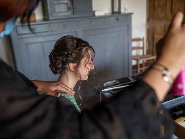 Le mariage de Pierre et Johanna à Valady, Aveyron 2