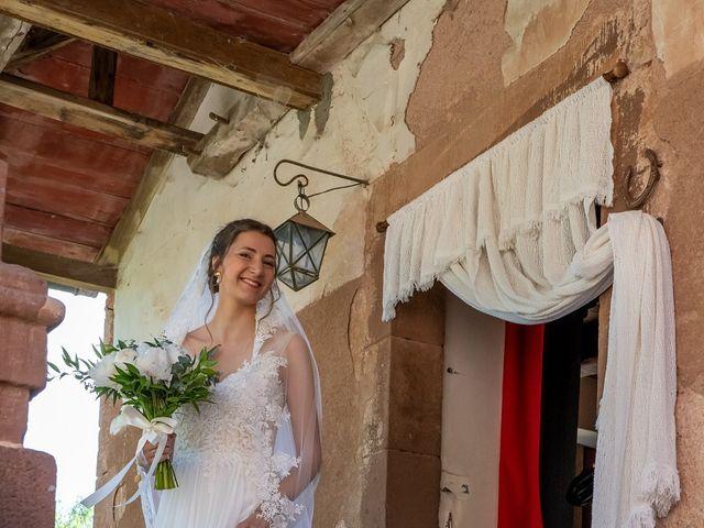 Le mariage de Pierre et Johanna à Valady, Aveyron 12