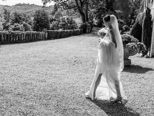 Le mariage de Pierre et Johanna à Valady, Aveyron 13