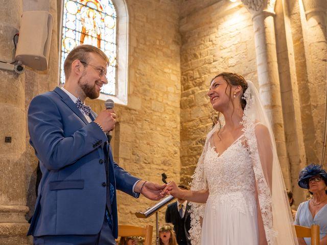 Le mariage de Pierre et Johanna à Valady, Aveyron 14