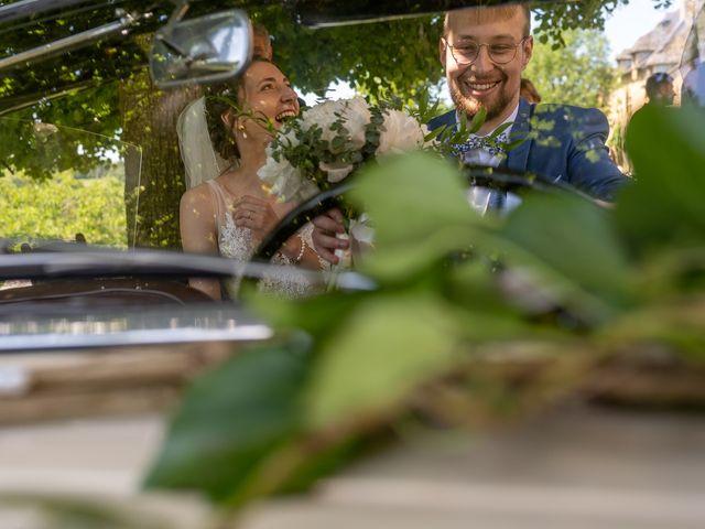 Le mariage de Pierre et Johanna à Valady, Aveyron 15
