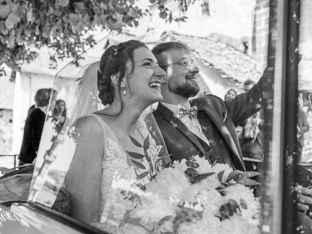 Le mariage de Johanna et Pierre