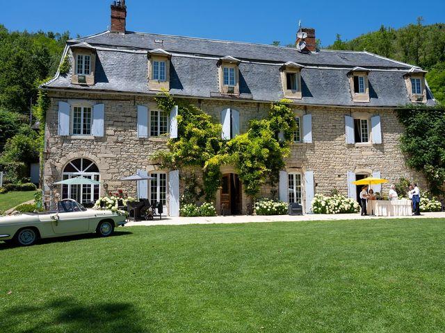 Le mariage de Pierre et Johanna à Valady, Aveyron 19