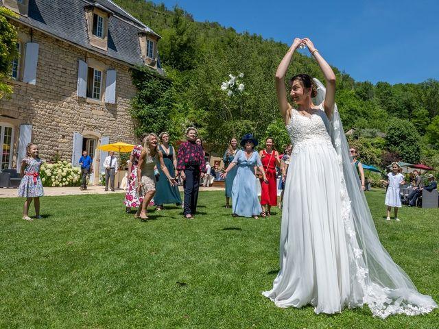 Le mariage de Pierre et Johanna à Valady, Aveyron 20