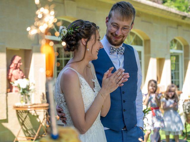 Le mariage de Pierre et Johanna à Valady, Aveyron 21