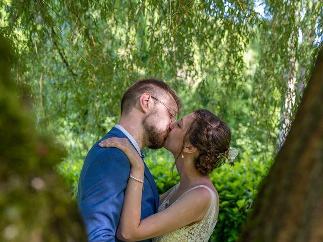 Le mariage de Pierre et Johanna à Valady, Aveyron 23