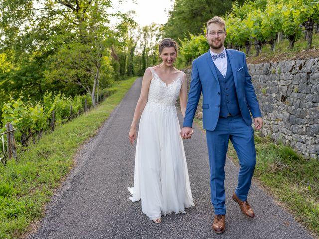 Le mariage de Pierre et Johanna à Valady, Aveyron 25