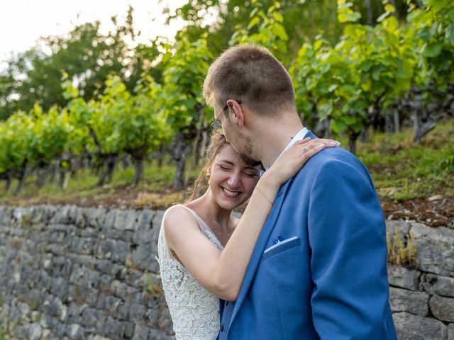Le mariage de Pierre et Johanna à Valady, Aveyron 26