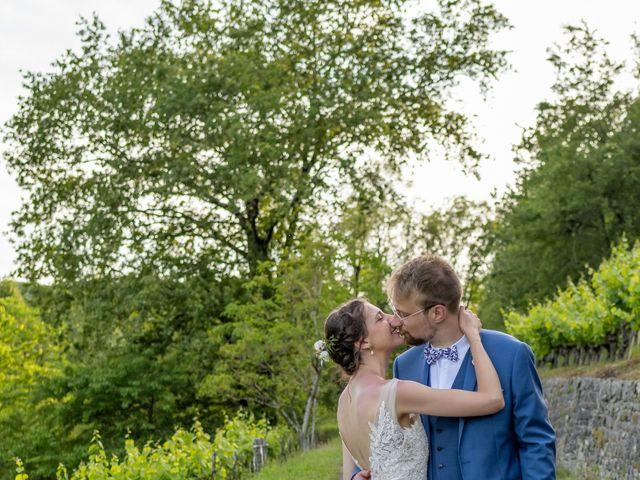 Le mariage de Pierre et Johanna à Valady, Aveyron 27
