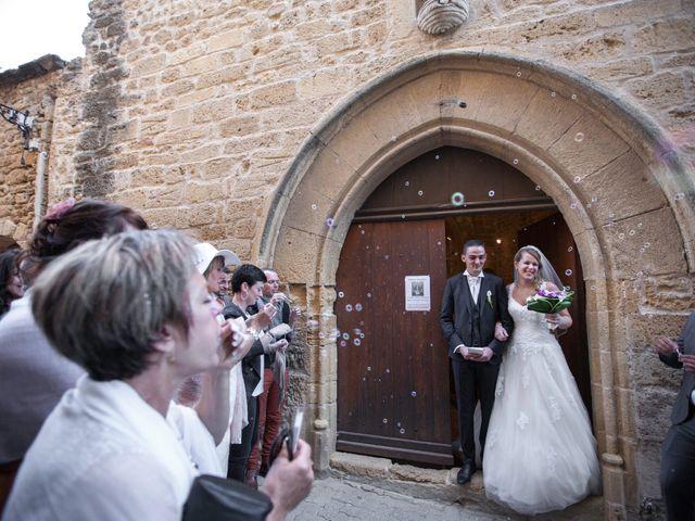 Le mariage de Mathieu et Angélique à Cornillon-Confoux, Bouches-du-Rhône 2