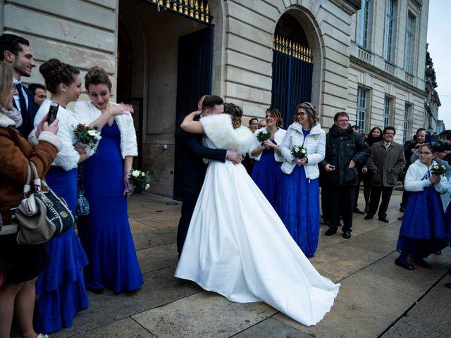 Le mariage de Aaron et Amandine à Châlons-en-Champagne, Marne 6