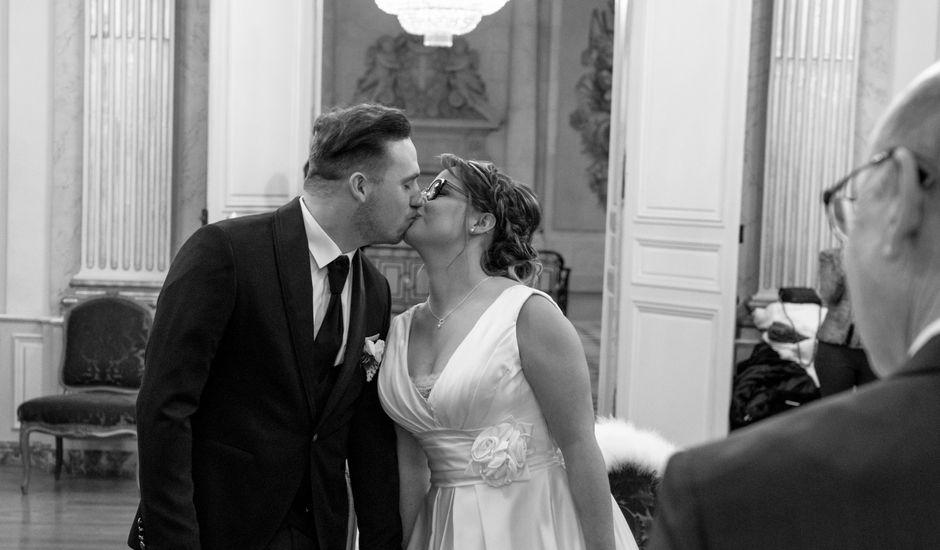 Le mariage de Aaron et Amandine à Châlons-en-Champagne, Marne