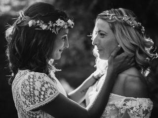 Le mariage de Mélissa et Laëtitia