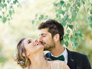 Le mariage de Léa et Romain 1