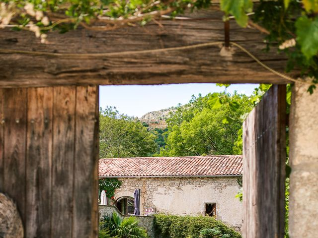 Le mariage de Laëtitia et Mélissa à Génolhac, Gard 3