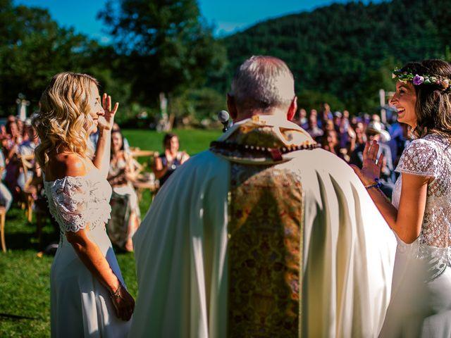 Le mariage de Laëtitia et Mélissa à Génolhac, Gard 27