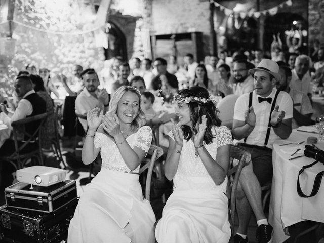 Le mariage de Laëtitia et Mélissa à Génolhac, Gard 66